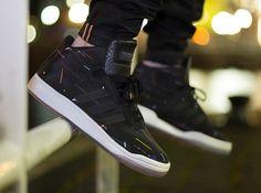 Adidas Veritas Mid 'Statement' Nylon Satinee (2)