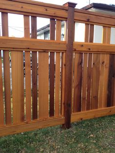 1000 images about craftsman fence on pinterest for Craftsman style fence