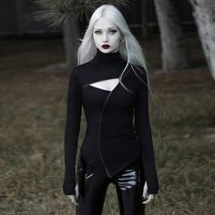Wiccan Tous les voir Eye T-Shirt Noir collection occulte Darkside goth rock