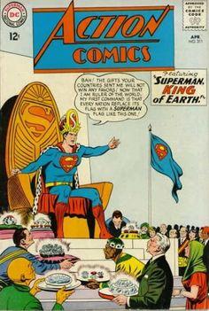 Funny comic cover