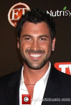 Dancing with Maks - oh, ok, Dancing With the Stars!