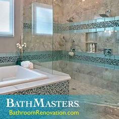 It's time to put that bathroom renovation on your New Year's resolution list! Make sure you start the new year on the right foot - call BathMasters today!