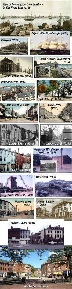 Newburyport Preservation Trust - NEWBURYPORT HISTORY