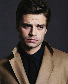 The gorgeous Sebastian Stan
