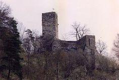 Burg Hohenhundersingen (Lautertal)