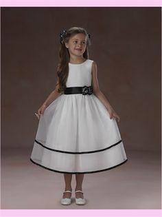 Vestido fiesta de nena