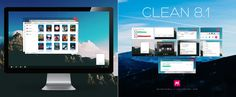 An amazing skin pack! Highly recommended :)) CLEAN VS for 8.1 by Mahm0udWally.deviantart.com on @DeviantArt