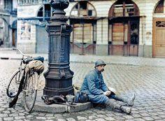 Crónica fotográfica de la Primera Guerra Mundial 01 - Obesia