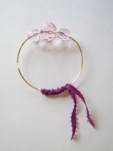 Image of First of May bracelet Frosting, Band, Bracelets, Accessories, Image, Fashion, Moda, Sash, Fashion Styles