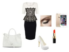 """""""Serious look :)"""" by lc-cordeiro on Polyvore"""