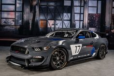 Ford Mustang GT4 Coming To Circuit Paul Ricard For European Debut