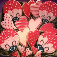 Love Bug cookies!