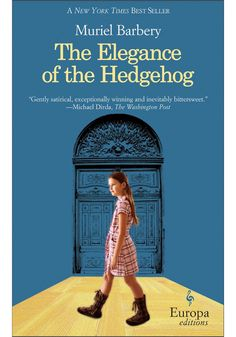 For when you're hiding out on Saturday night, skipping the party || If you feel guilty for opting out of the social whirl, find reinforcement in the precocious wisdom of the pre-teen protagonist of Muriel Barbery's, The Elegance of the Hedgehog, Paloma, who anticipates how grim forced gaiety can be.