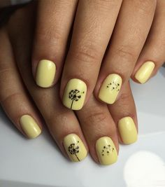 Flower Pedicure Designs Simple Summer Nails Ideas For 2019 Pretty Nail Designs, Pretty Nail Art, Toe Nail Designs, Simple Nail Designs, Nails Design, Summer Acrylic Nails, Summer Nails, Plain Acrylic Nails, Flower Pedicure Designs