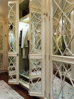 Nob Hill Jewel Box -  California Street Project / Master Closet / Antonio Martins Interior Design - San Francisco, CA