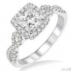 princess wedding rings Picture# 4492 #princessweddingrings