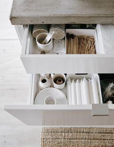 IKEA Deutschland | So Wird Der Platz In Den Schubladen Optimal Genutzt.  #stauraum