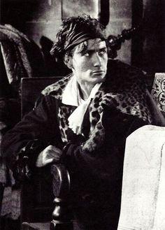Antonin Artaud dans Napoléon, film d'Abel Gance, 1925