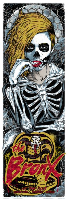 the bronx cobra kai / rhys cooper