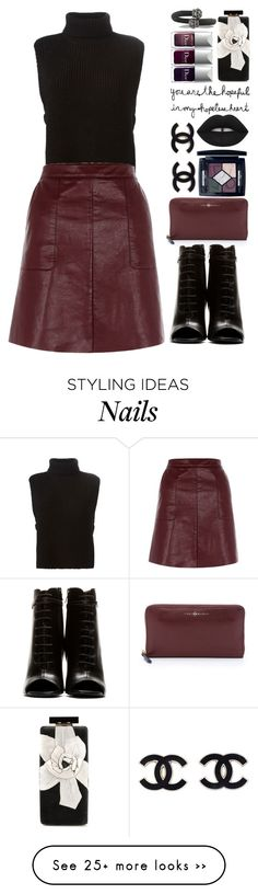 """""""Quiet Killer"""" by time-of-fever on Polyvore featuring Tory Burch, Étoile Isabel Marant, Yves Saint Laurent, Christian Dior, Hello Darling, Lanvin and Kenneth Jay Lane"""