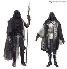 sekigan (khel's desert wanderer suit)