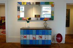 Paint T Cemento e Cyrcus F Cemento @ObBject ( Berger & Bommer), #Zurigo