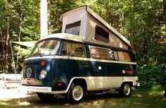 VW Camper Westfalia Amazing 7