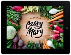 Kuchenne Czary Mary by Zuzanna Rogatty, via Behance