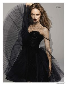 amour et turbulences: vanessa paradis by driu & tiago for grazia france 17th may 2013