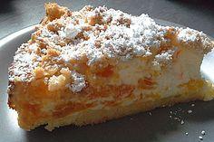 Streuselkuchen mit Mandarinen und Schmand 6