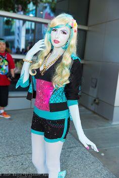 Lagoona Blue (Monster High) #Fanime2014