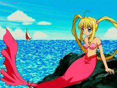 Anime Mermaid, Mermaid Art, Anime Chibi, Anime Manga, Kaito, Anime Monsters, Mermaid Melody, Mermaid Tails, Merfolk