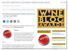 Get Yer Vote On! (2016 Wine Blog Awards Voting Is Now Open)