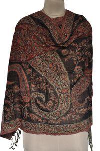 Designer Beads Shawl DBS0008 Price: $52.00  SKU: DBS0008 Weight: 100.00 Grams