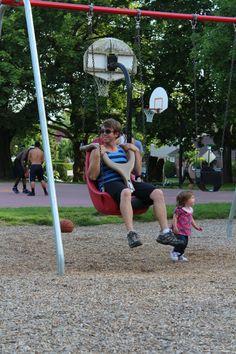 Adult Sized Baby Swings. Go.
