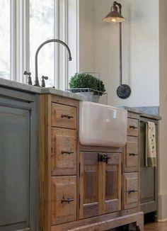 19 Fobulous Farmhouse Country Kitchen Decor and Design Ideas