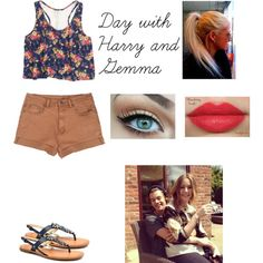 Day with Harry and Gemma