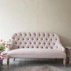 Emory Upholstered Sofa Citrus