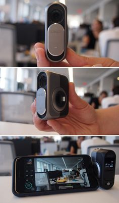 DxO's new DxO One camera essentially turns the iPhone into a DLSR viewfinder.