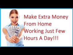 Creative ideas to make easy money from home Make Easy Money, Make More Money, Make Money From Home, Extra Money, Make Money Online, Write Online, Online Work, Home Business Opportunities, Creating Passive Income