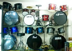 Buy Drums Online at Dagna Music, Delhi