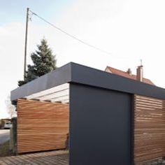 architektenhaus mit versetztem pultdach in onnens wohnen. Black Bedroom Furniture Sets. Home Design Ideas