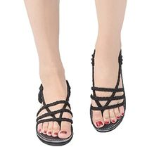 Clearance Sale Shoes For Shoes?Farjing Women Cross Roman Pinch Sandal Summer Shoes Slipper Fashion Beach Flat Shoes >>> Very kind of you to have dropped by to see the photo. (This is our affiliate link) Macbook 15, Birkenstock Mayari, Peep Toe, Clearance Sale, Shoe Sale, Summer Shoes, Wedge Sandals, Dame, Slippers
