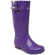 Cizme Golddigga Tall Rainy Day Fashion, Hunter Boots, Rubber Rain Boots, Girly, Rainy Days, Lady, Shoes, Style, Women's