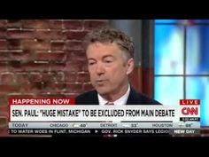 Sen. Rand Paul Appears on CNN's New Day- January 14, 2016