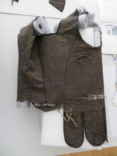 Anna Engl von Wagrain (ca. 1574-1620) 17th century stays 17th Century, Anna, Fashion, Black Leather Shoes, Silk Fabric, Woman Clothing, Textiles, Moda, Fashion Styles