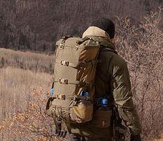 Hill People Gear - UTE Backpack (ranger & khaki)  #outpost #outpostshop #hpg #hillpeoplegear #outpost_shop #ute #backpack #sacados #sac #explore #travel #