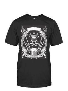 Skull coat of arms T-Shirt