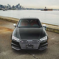 May the tuning begin  -- New Audi S4 ready to play pic @audiseattle ---- oooo #audidriven - what else ---- #Audi #S4 #newS4 #AudiS4 #4rings #quattro #igersseattle #audiseattle #drivenbyvorsprung #audis #saudi #blackS4 #blackaudi #seattle