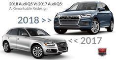 2018 Audi Q5 Vs 2017 Audi Q5: A Remarkable Redesign http://www.prestigeimports.net/2018-audi-q5-vs-2017-audi-q5-complete-redesign/?utm_campaign=coschedule&utm_source=pinterest&utm_medium=Prestige&utm_content=2018%20Audi%20Q5%20Vs%202017%20Audi%20Q5%3A%20A%20Remarkable%20Redesign